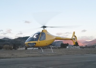 Assemblage d'un Hélicoptère CABRI