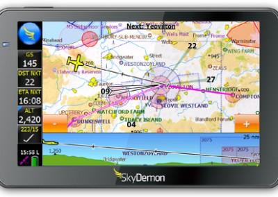 GPS Skydemon