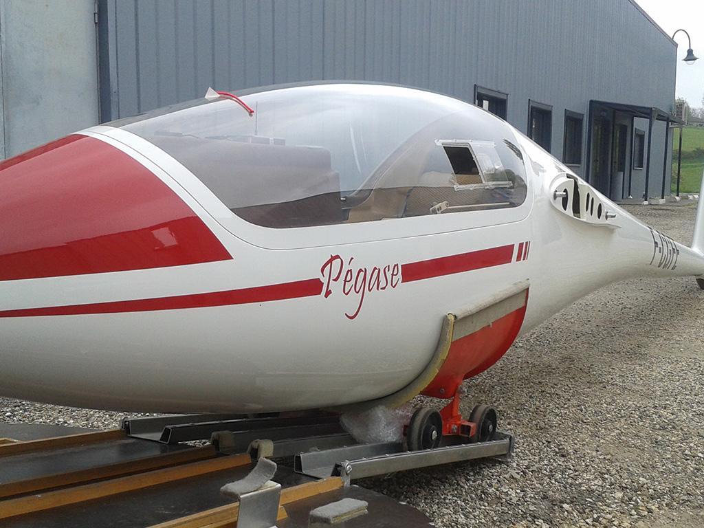 pegase-fuselage